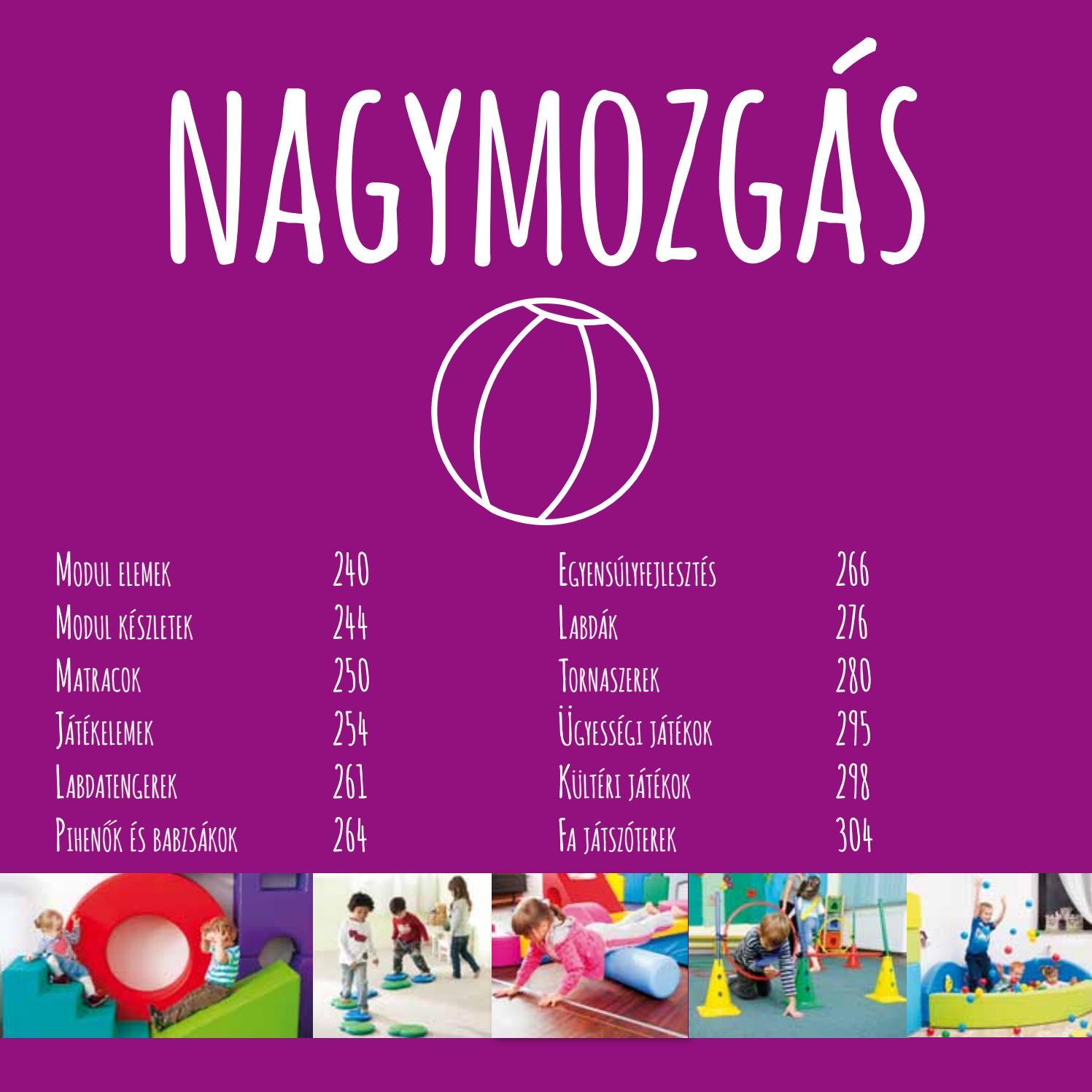 Mi Óvodánk katalógus 2018 - Nagymozgás by Mi Óvodánk - issuu 224f1b5f33