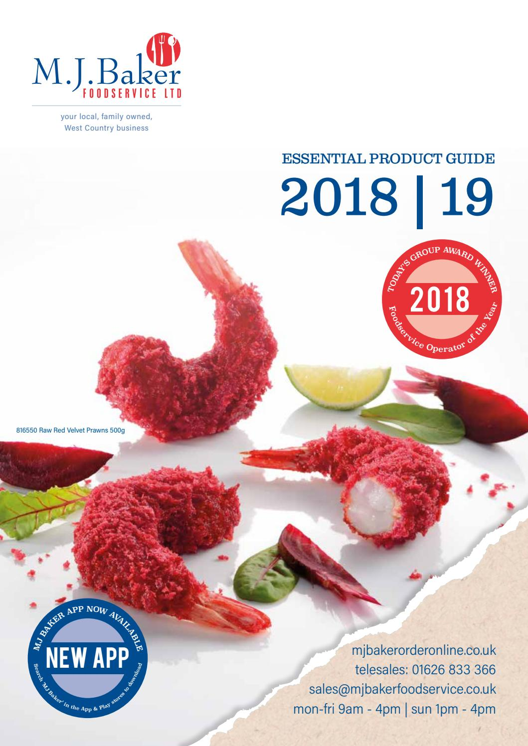 Mj Baker Ss2018 Product Guide By Infotech Studio Issuu Fancy Feast Grilled Turkey In Gravy 85g 6 Pcs Free Pouch