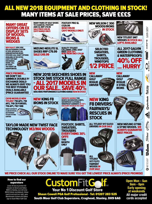 Northern Golfer magazine #62 - April 2018 by Offstone