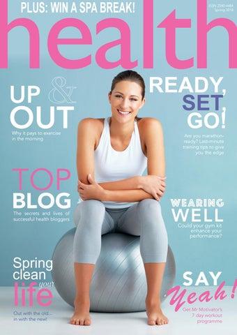 Health magazine spring 18