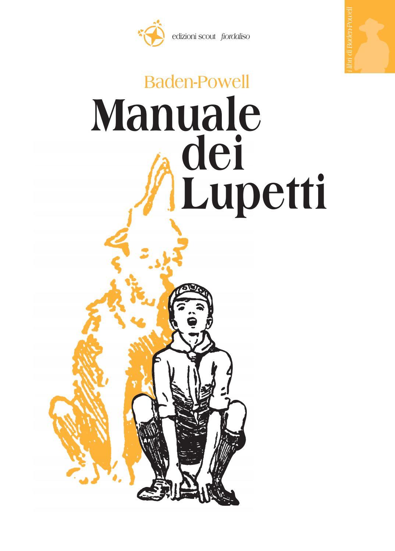 Manuale dei lupetti by Fiordaliso - Issuu