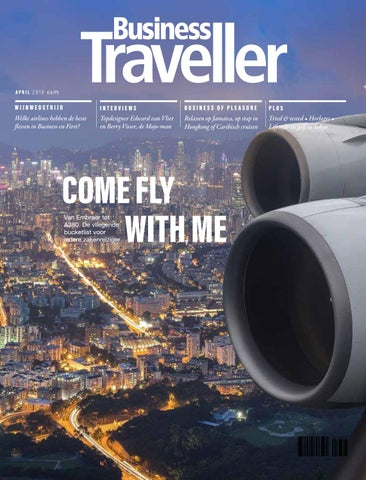 Business traveller april 2018
