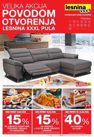 Lesnina Pula Katalog Od 10 23042018 By Cataloghr Issuu