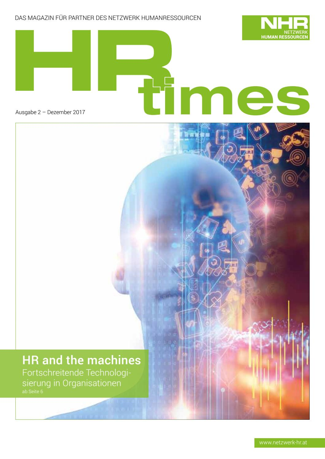 HR-times 2/2017 by Hubert Dorninger - issuu