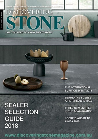 Discovering Stone Issue 32 | April 2018 by Elite Publishing