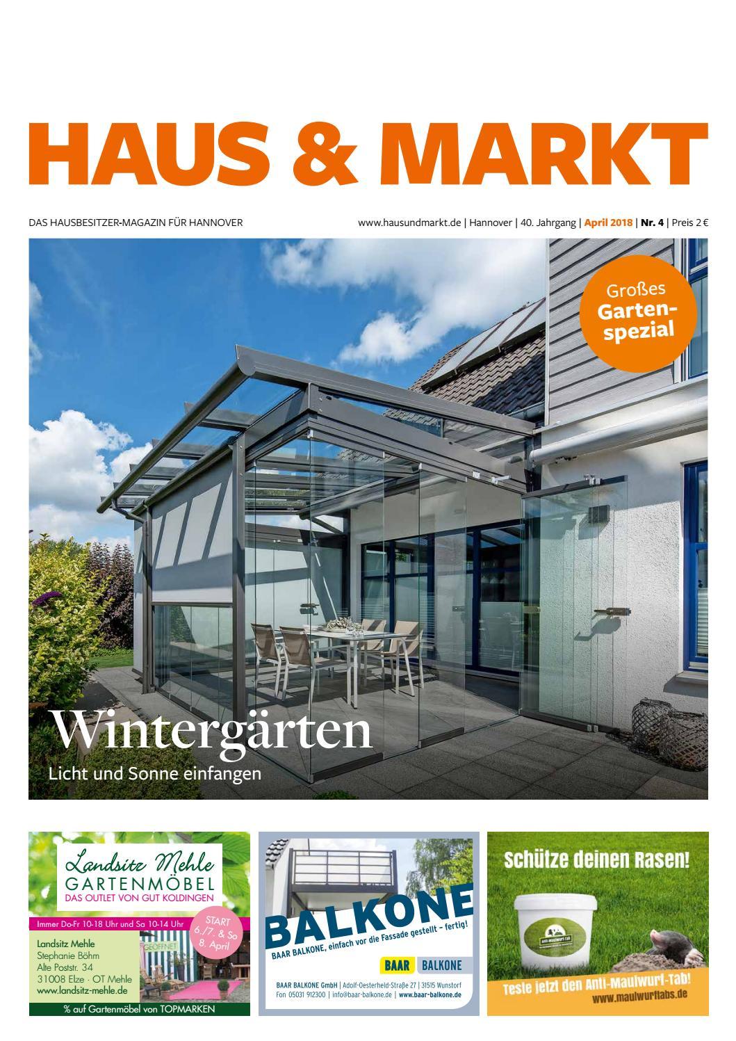 Elegant Haus Und Markt 04 2018 By Schluetersche   Issuu