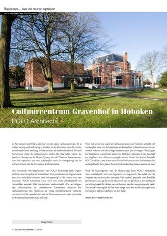 Page 2 of Cultuurcentrum Gravenhof in Hoboken