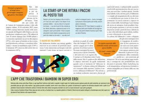 Page 9 of FARE IMPRESA INNOVATIVA CON UN'OPZIONE POSITIVA