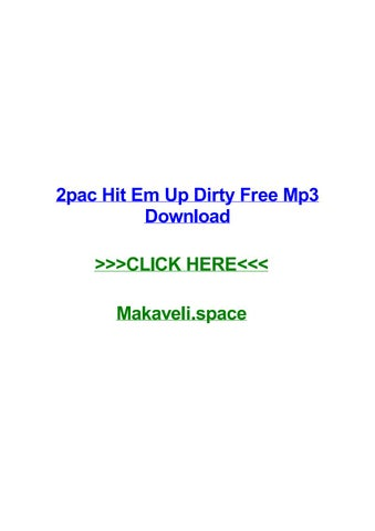 2pac hit em up mp3 download 320kbps by timothyrdcax issuu.