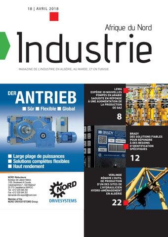 Industrie Afrique du Nord 18
