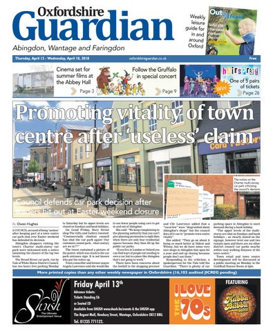 Abingdon Taylor Guardian Newspapers 2018 Issuu April 12 Oxfordshire By 1xqTIOfOw