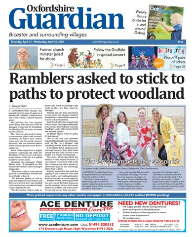 1e332af8 12 april 2018 oxfordshire guardian bicester by Taylor Newspapers - issuu