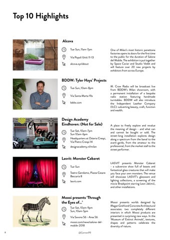 Page 8 of Top 10 Highlights