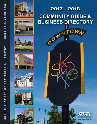 Skokie IL Community Guide 2017 by Town Square Publications