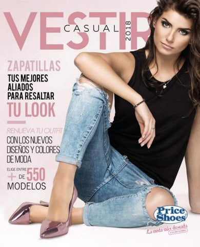 5f19eb42 Price Shoes Vestir casual 2018 by Price Shoes Oficial - issuu
