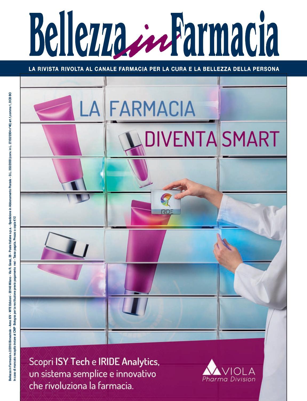 Calendario Cinese Concepimento Originale.Bellezza In Farmacia 2 18 By Mte Edizioni Issuu