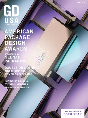GDUSA April 2018 by Graphic Design USA - issuu