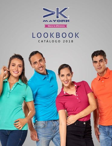 1818d767c719c Catalogo mayork 2018 by PLAYERAS POLO MAYORK - issuu