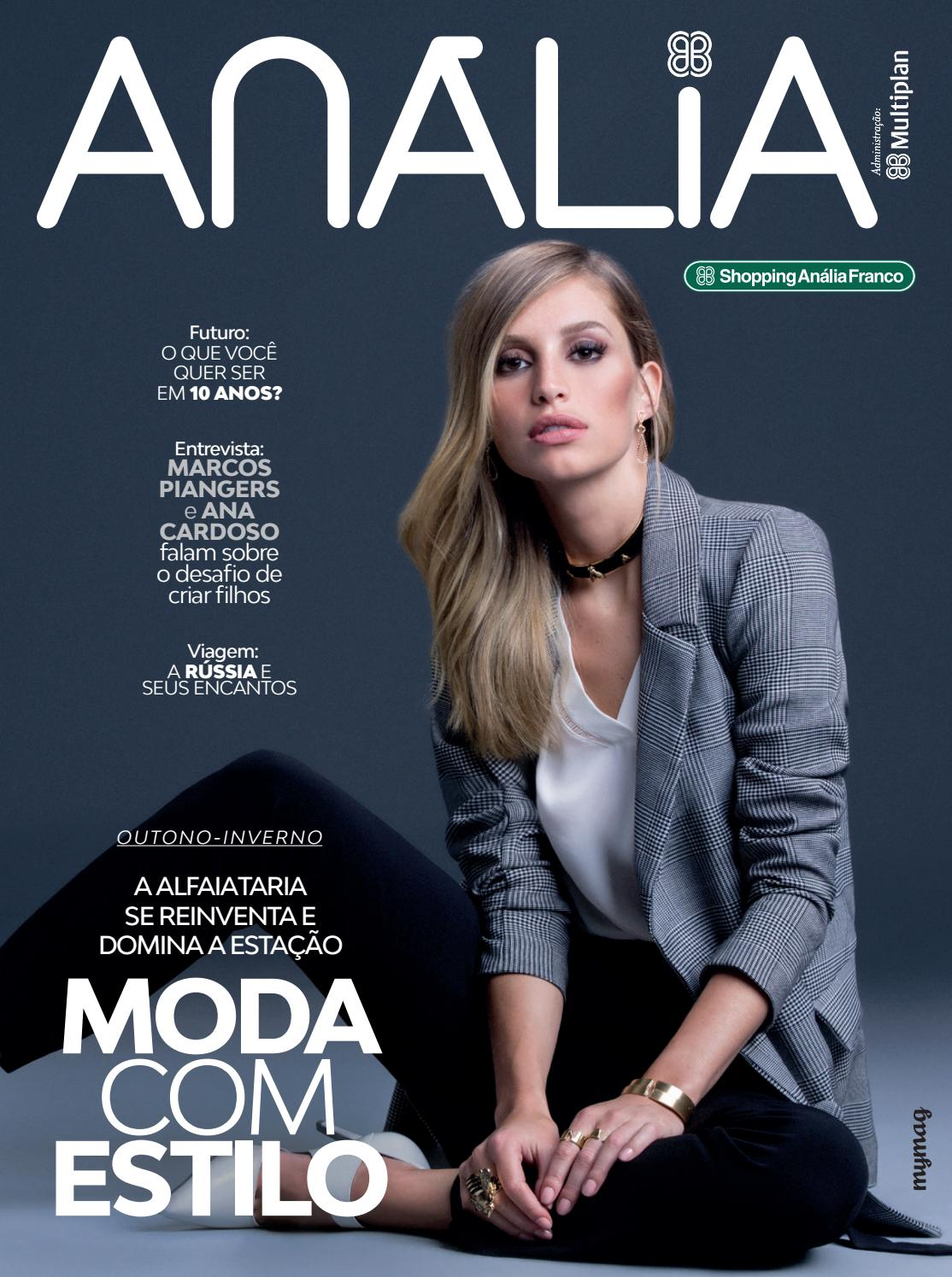 441c1bf8c1636 Revista Analia 22 by Editora Mymag - issuu