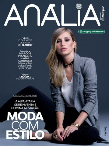Revista Analia 22 by Editora Mymag - issuu 95f52d0756