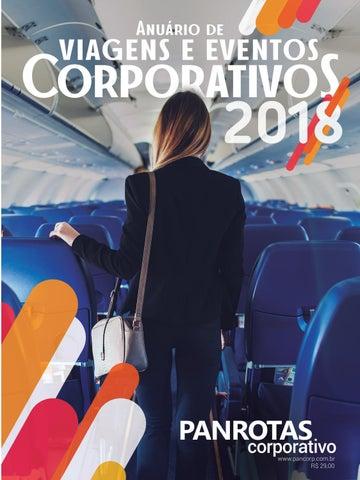 Anuário de Viagens e Eventos Corporativos 2018 by PANROTAS
