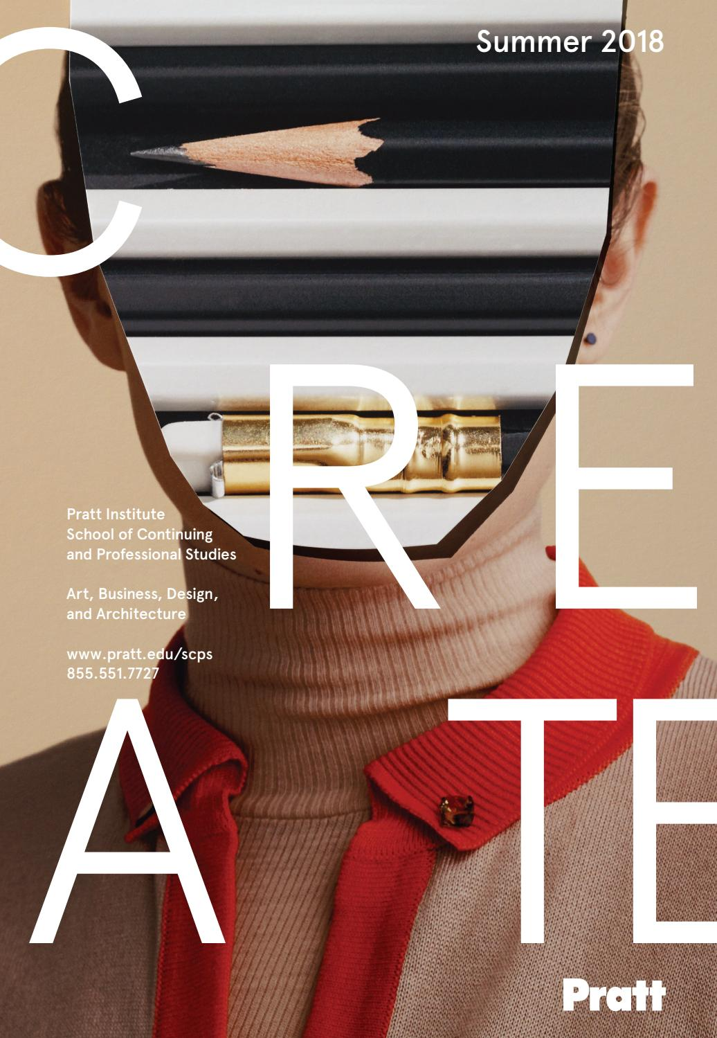 Pratt Institute Scps Summer 2018 Guide By Pratt Institute Issuu