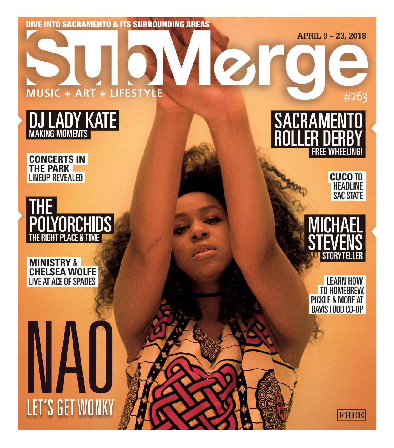 Submerge Magazine: Issue 263 (April 9 - April 23, 2018) by