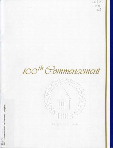 Utah State University Commencement 1993 By Usu Digital