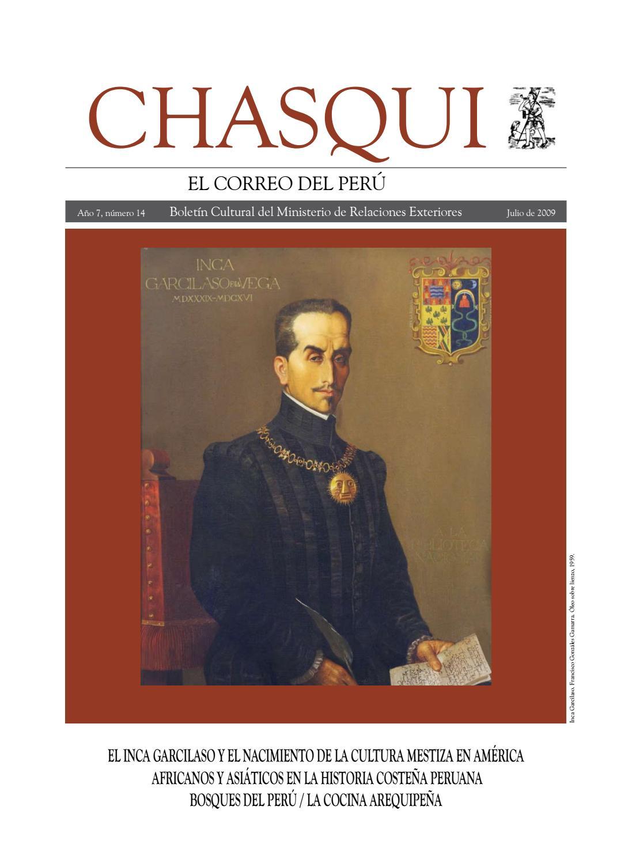 1ff1132494655 Chasqui. El Correo del Perú