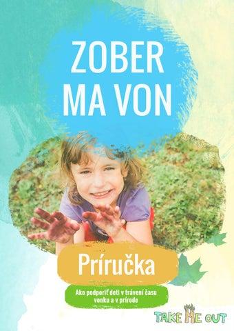 1c8e79812402 Zober ma von Projektová Príručka by Strom života - issuu