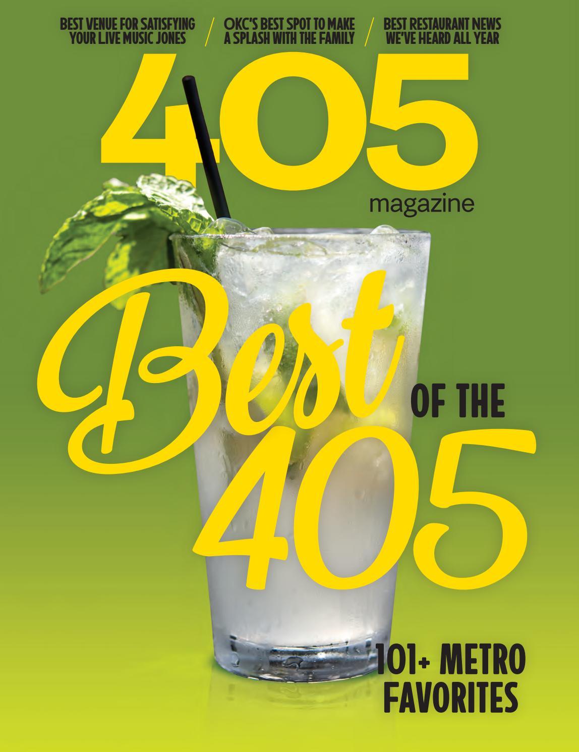 405 Magazine April 2018 by 405 Magazine - issuu