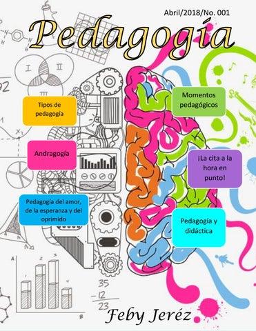 Revista De Pedagogía By Emrios618 Issuu