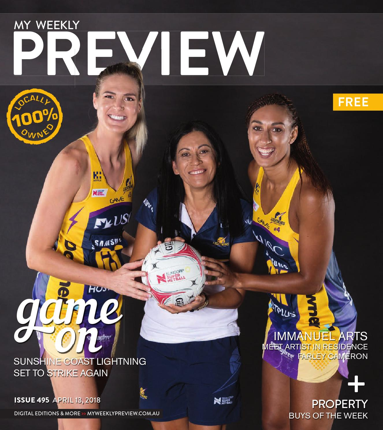 My Weekly Preview Issue 495 by My Weekly Preview - issuu 63ae991822a8a