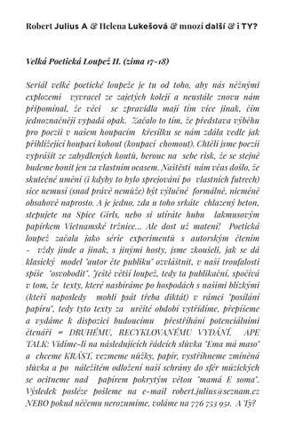 Page 74 of Rober Julias A & Helena Lukešová & mnozí další