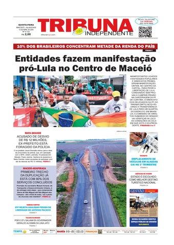 e10a77a176ff7 Edição número 3122 - 12 de abril de 2018 by Tribuna Hoje - issuu