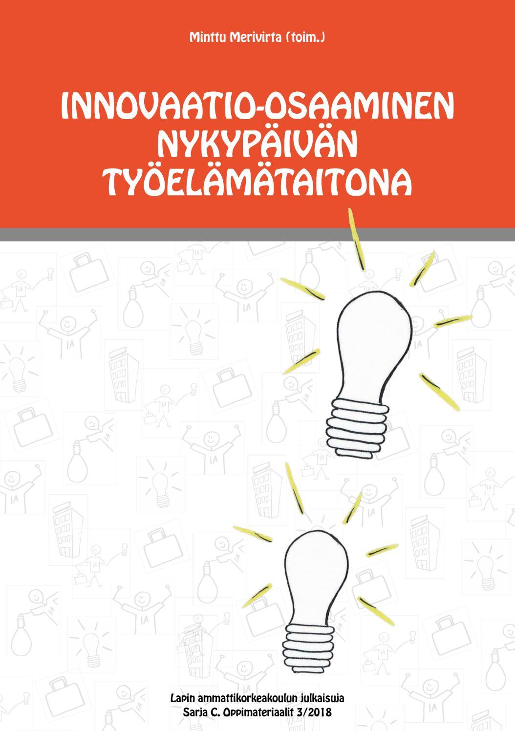 Innovaatio Määritelmä