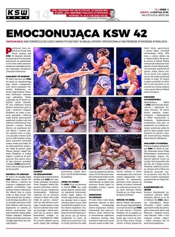 Page 14 of Emocje na KSW 42