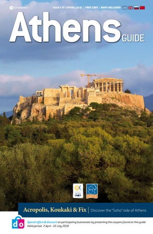 490295447d1 Athens Guide Spring 2018 by City Contact - issuu