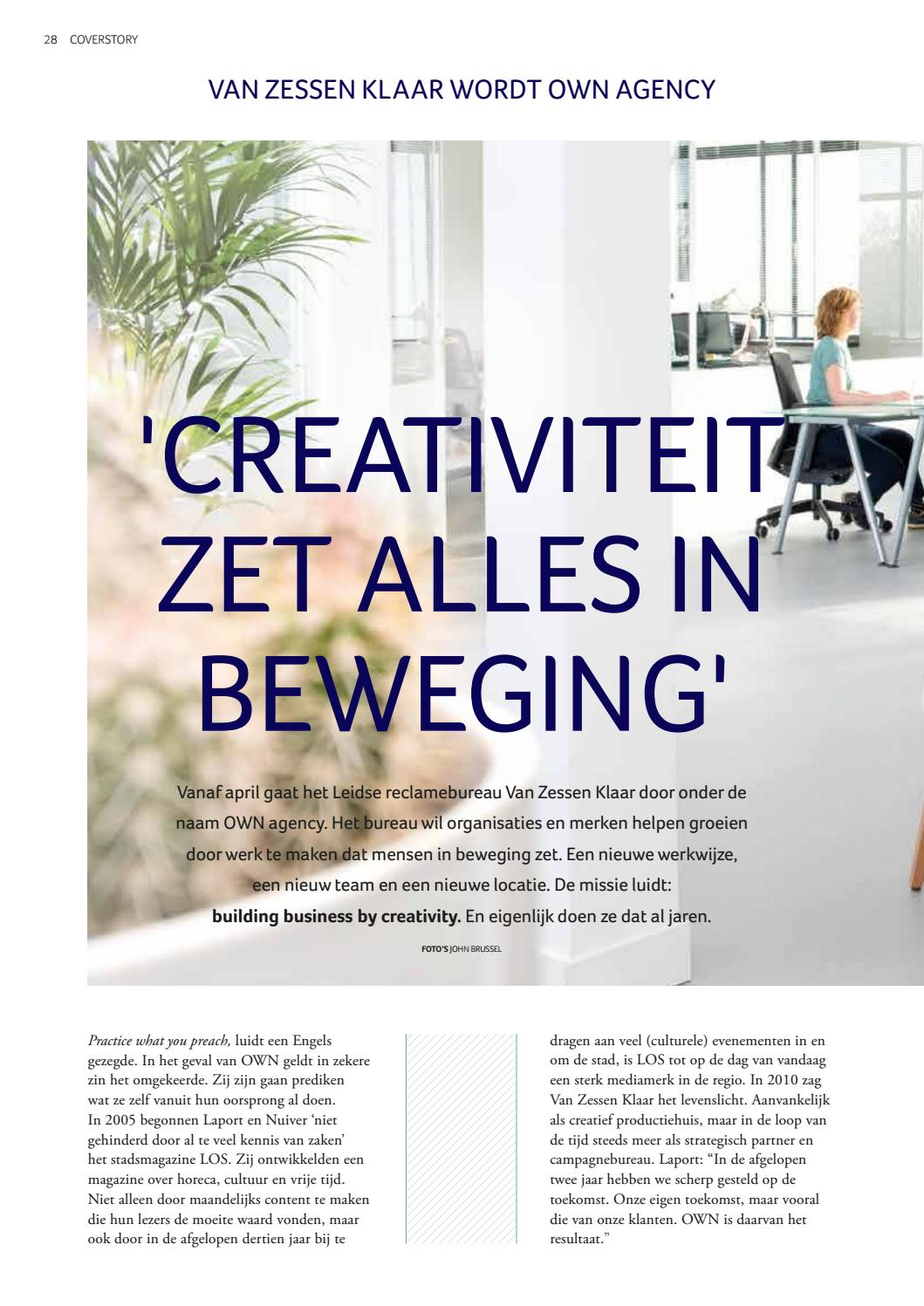 Leiden Into Business Lente 2018 By Into Business Issuu