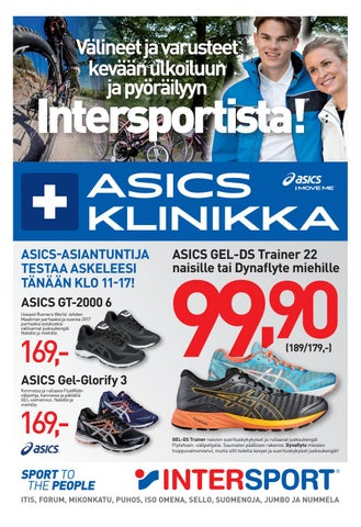 big sale 00d41 8b7e2 Ulkoiluun ja pyöräilyyn pääkaupunkiseudun Intersporteista! by ...