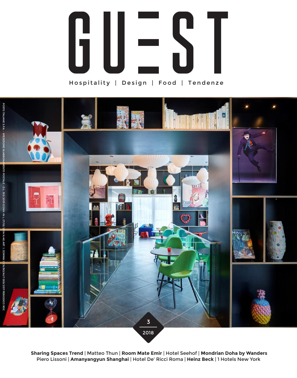 b027f39591 Guest numero 3 - aprile 2018 by Guest Magazine - issuu