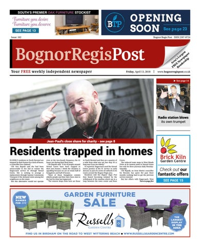 Bognor regis post issue 102 by post newspapers issuu page 1 malvernweather Gallery