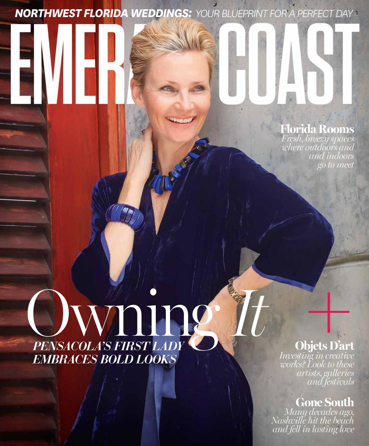 Emerald Coast Magazine- April/May 2018 by Rowland Publishing, Inc. - issuu