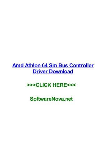 Amd athlon 64 x2 driver vista.