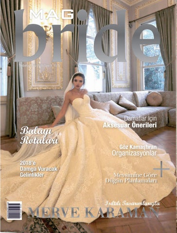 ef2df8f7cfd6f MAG Bride 2018 by magdergi - issuu