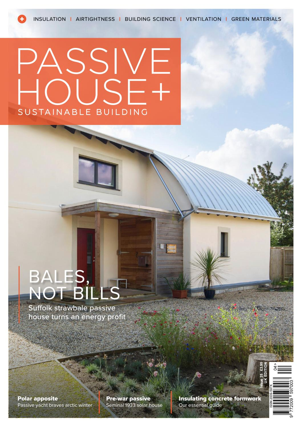 Passive House Plus Issue 25 Uk Edition By Issuu Chasing Led Circuit Design Issues