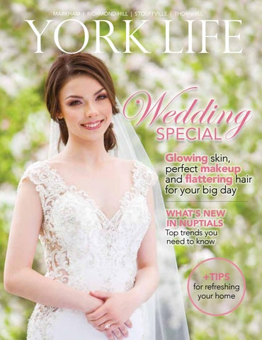 York Life Markham Richmond Hill Stouffville Thornhill Wedding Special