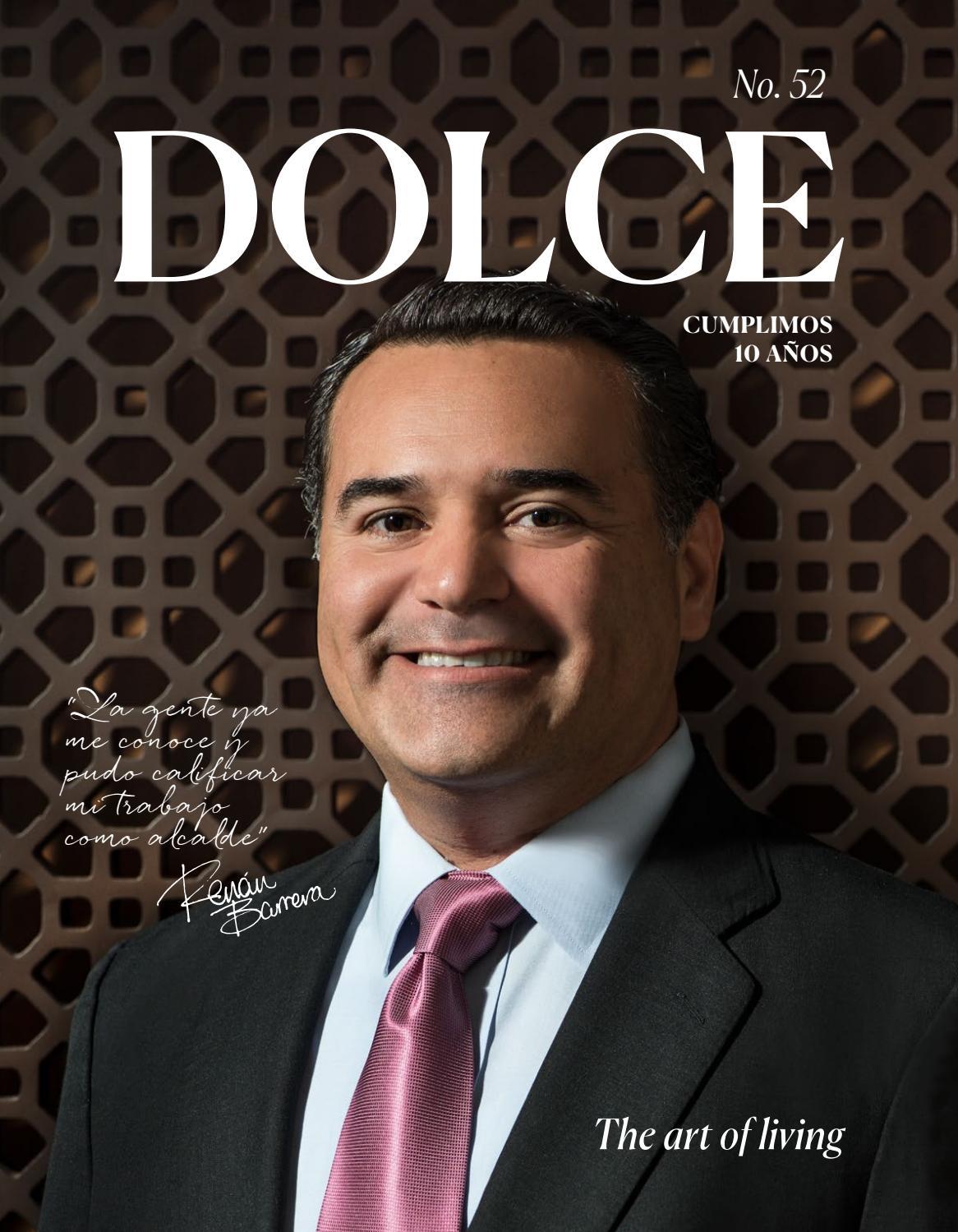 Dolce Magazine No.52 / 2018 Anniversary Edition - Personnalité ...
