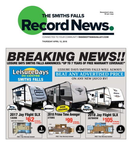 Smithsfalls041218 by metroland east smiths falls record news issuu page 1 fandeluxe Images