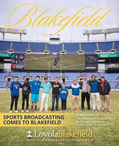 Loyola Blakefield Campus Map.Blakefield Magazine Winter 2018 By Loyola Blakefield Issuu